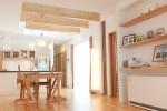 かわいいキッチンが似合うお家
